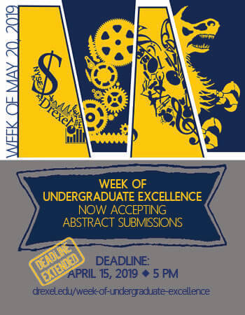 Week of Undergraduate Excellence
