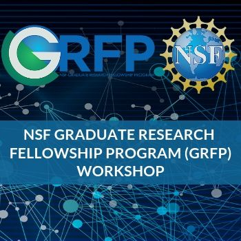 NSF GRFP Application Workshop event image
