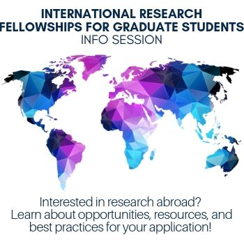 International Fellowships for Graduate Students