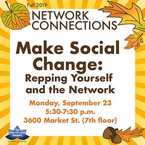 Network Connections: Making Change