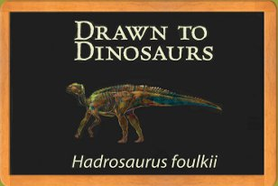 Drawn to Dinosaurs