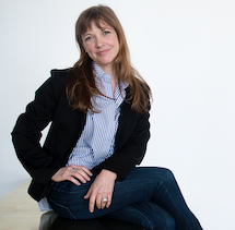 Portrait of Kate Fowle