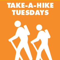 take a hike tuesdays