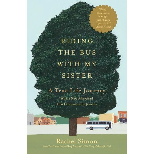 picture of the cover of Riding the Bus with my Sister