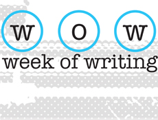 Week of Writing