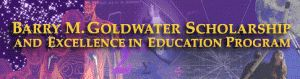 Barry M. Goldwater Scholarship logo