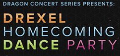Drexel Homecoming Dance Party