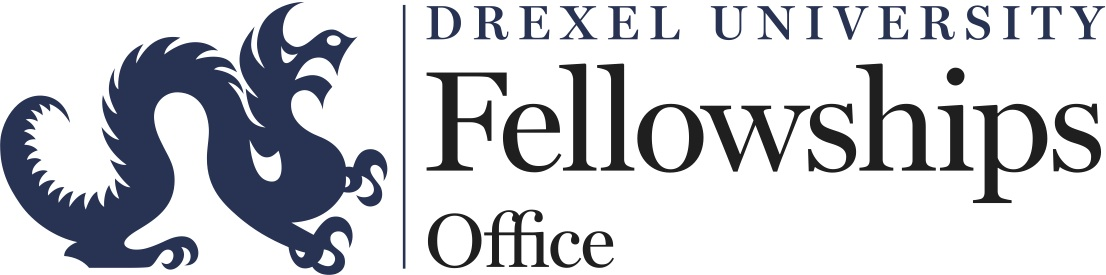 Drexel Fellowships Office logo