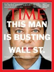 TIME magazine cover image of Preet Bharara