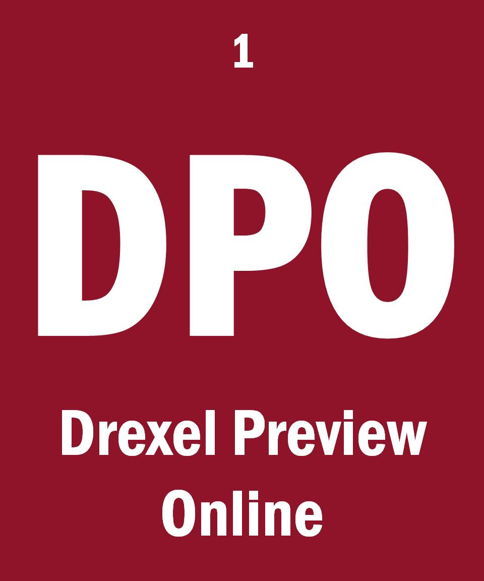 Drexel Preview Graphic