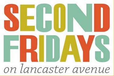 Second Fridays on Lancaster Ave.