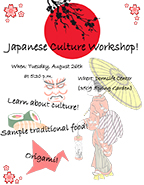 Japanese Culture Workshop