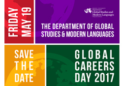Global Careers Day promotion