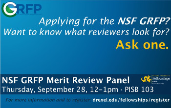 NSF GRFP Review Panel