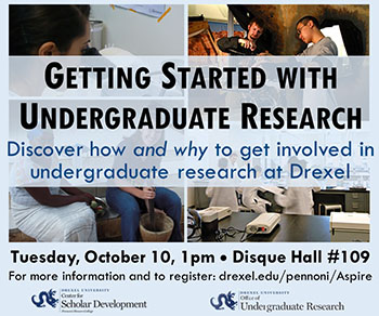 Getting Started with Undergraduate Research image