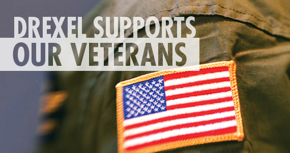 Drexel Supports Veteran Students