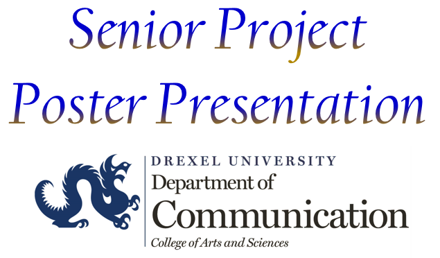 COMM Dept. Senior Projects