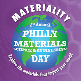 Philly Materials Day 2018 Logo