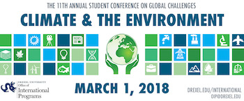 11th Annual Student conference on Global Challenges Climate and environment