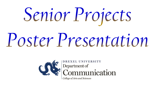 Senior Projects Poster Presentation