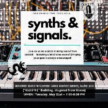 Audio Engineering Society - Synths & Signals image
