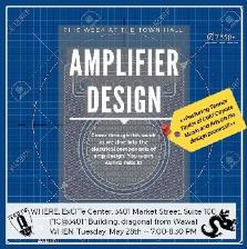 Audio Engineering Society - Amplifier Design image