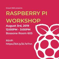 Raspberry Pi Workshop image