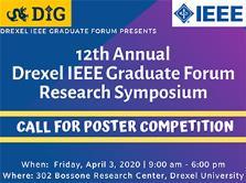 Drexel IEEE Graduate Forum Research Symposium image