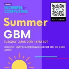 Women in Computing Summer Meeting image