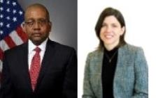 ECE Talk with Dr. Reginald G. Williams and Dr. Kristin Mitchell image