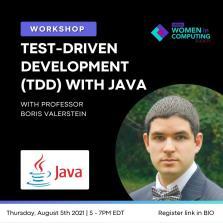 Workshop: Test-Driven Development (TDD) with Java image